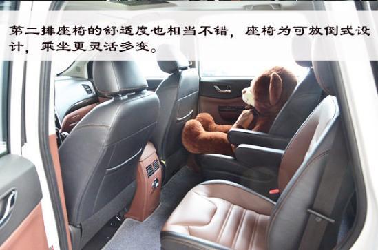 稳重实用·7座SUV 实拍东风风行SX6-图18