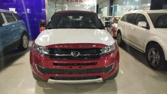 陆风x7最新价格 北京陆风x7最低报价售全国
