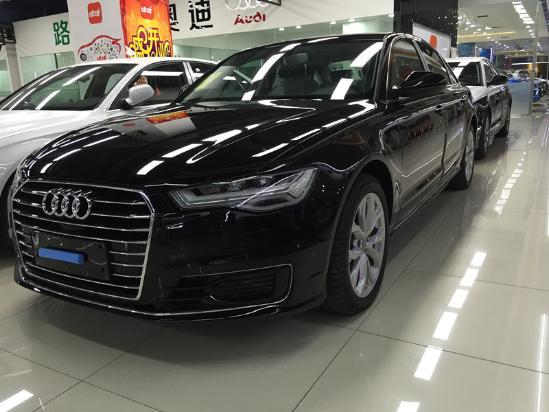 全新款奥迪A6年底全国最低价格 2017款a6l