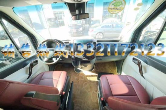 奔驰斯宾特3.5L环形沙发黑外红内中规