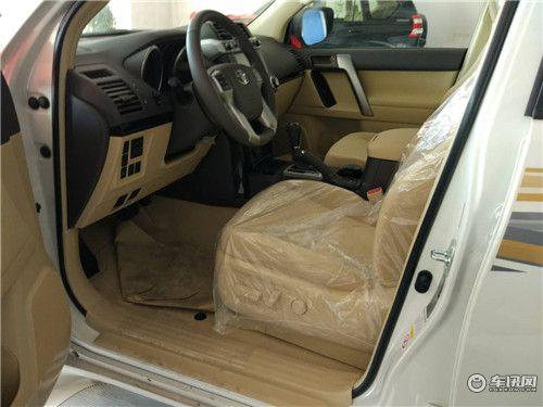 2017款丰田霸道4000品质卓越安全性的提升