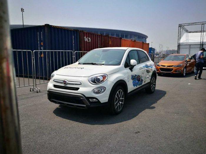 菲亚特500X将亮相上海车展 随后引入国内