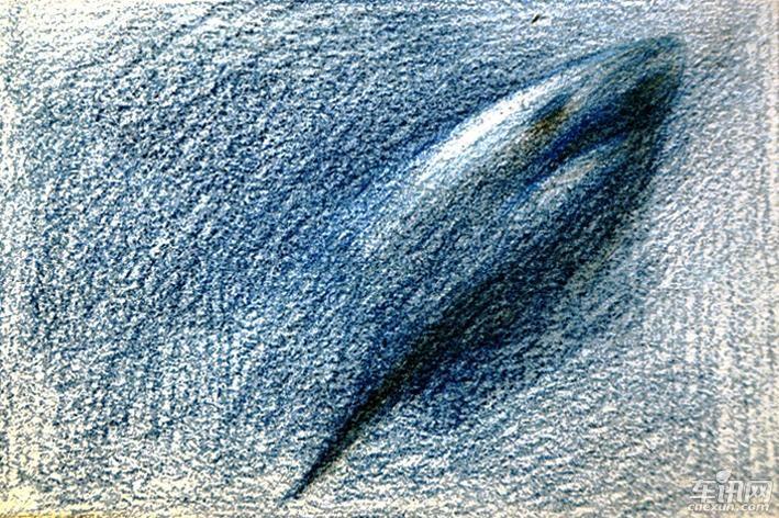 绘画在宝马全新BMW 5系Li上海车展前的想象