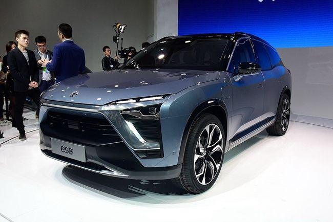 江淮代工蔚来首款大SUV-ES8 年内上市销售