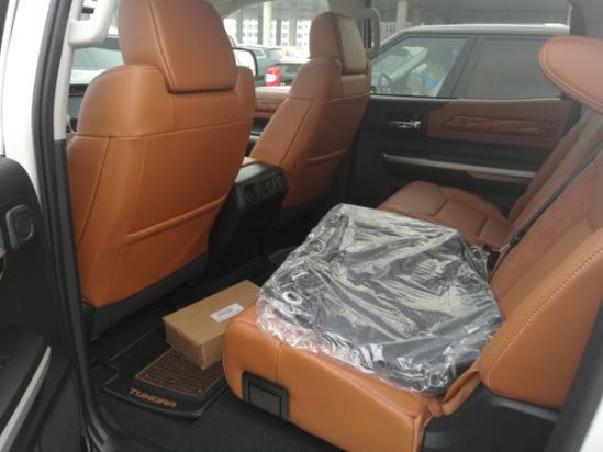 17款丰田坦途天津专业改装元旦降价10万-图6