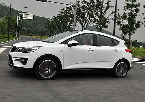 帝豪GS耗油多少 北京现车降到底 卖的最低高清图片