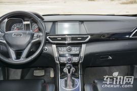 众泰汽车-大迈X5-升级版 1.5T CVT知县型