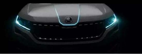 上汽斯柯达全新紧凑型SUV 命名KAROQ