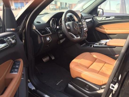 进口17款奔腾GLE43时尚舒适经典品牌越野港口现车裸车价
