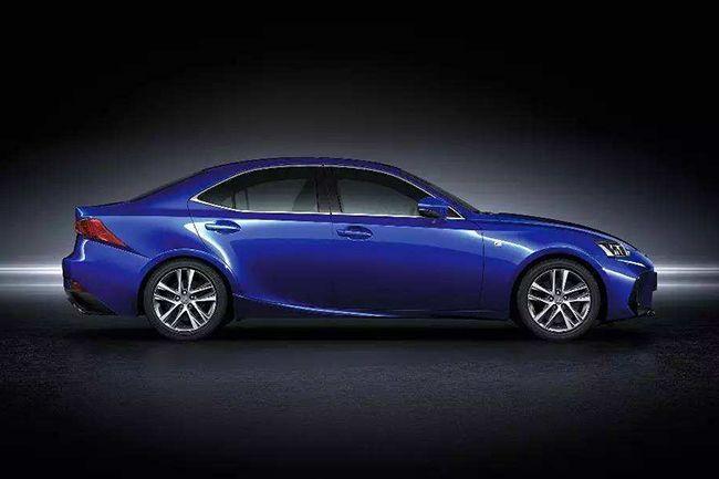 雷克萨斯新款IS将6月3日亮相 预售33.5万起