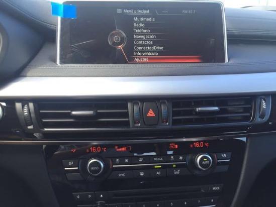 宝马X6平行进口车优惠价格 3.0T经济油耗