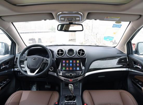 16款比亚迪S7最新报价新款S7现车优惠促销