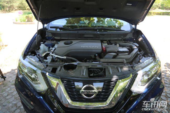 动力方面:2017款日产奇骏的发动机搭载的直四引擎排量达到了2.