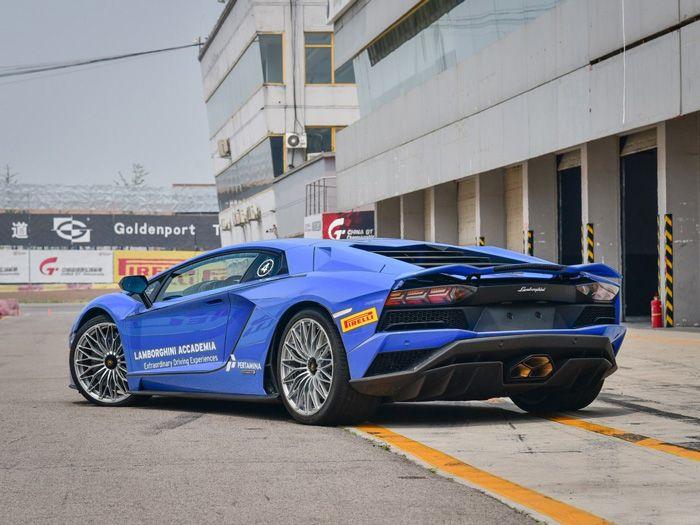 兰博基尼Aventador S上市 售673.9673万元