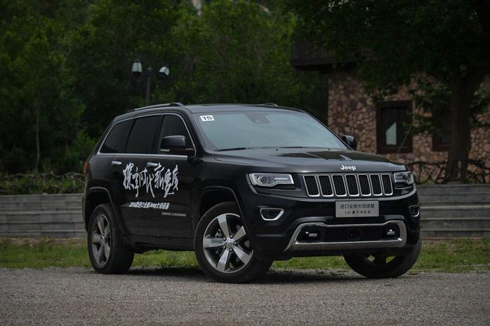 Jeep大切诺基或推2.0T动力 售价进一步下降