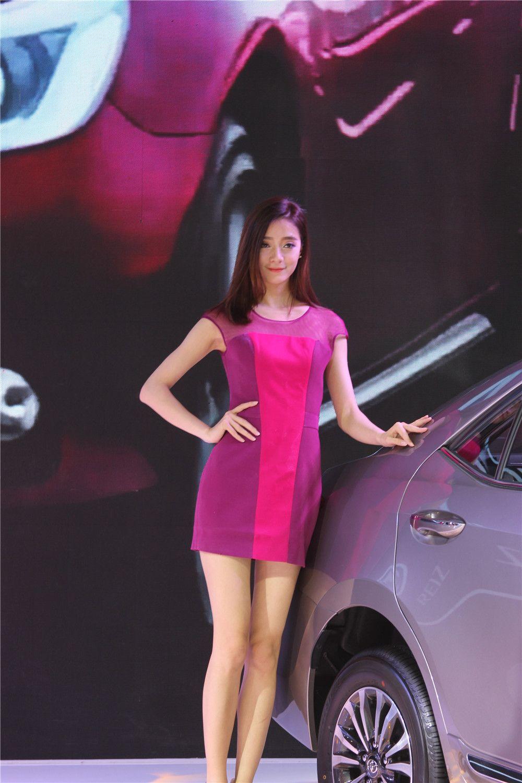 2017第十五届华中国际车展车模锦集