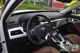吉利汽车-博越-1.8TD 自动四驱智尊型