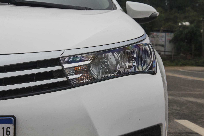北京丰田18款卡罗拉报价及配置图片