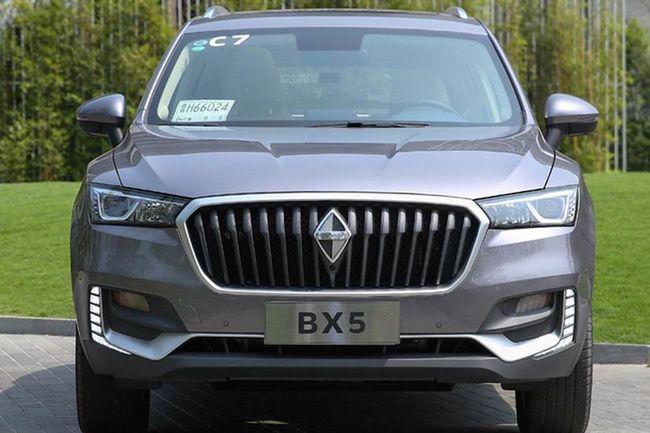 宝沃BX5 1.4T车型即将上市 综合油耗仅6L