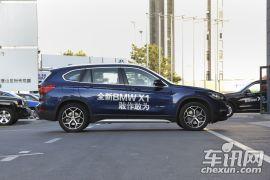华晨宝马-宝马X1-sDrive20Li 豪华型