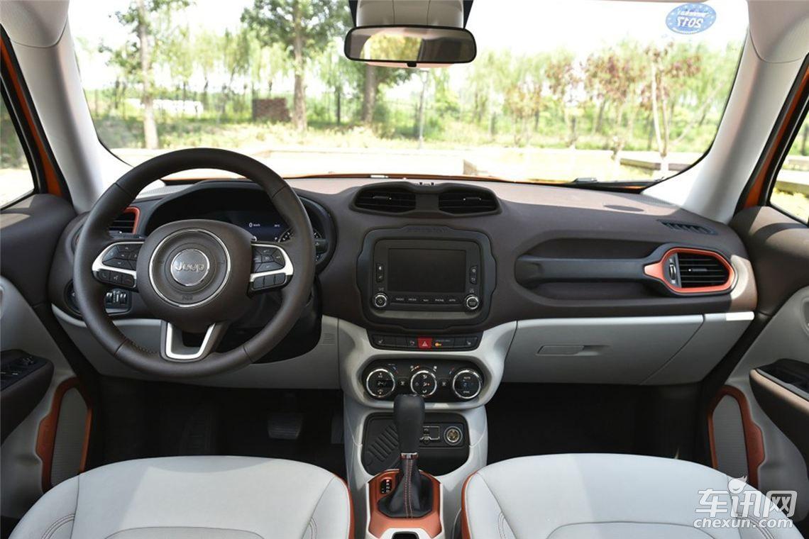 2017款Jeep自由侠最新报价 现金直降9000元