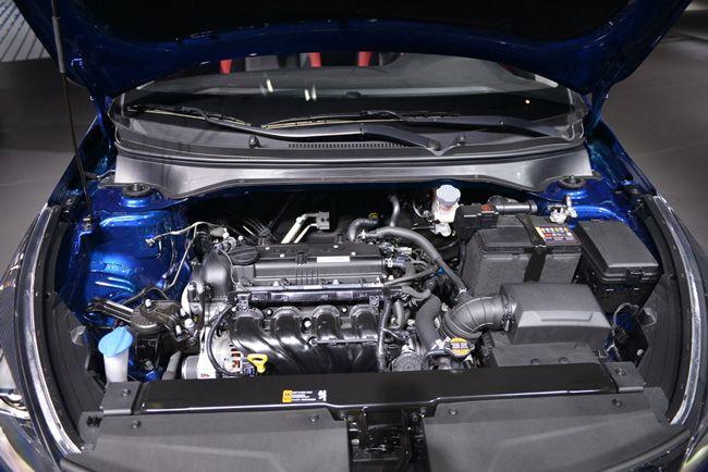 起亚K2 CROSS或七月上市 将搭载两款发动机