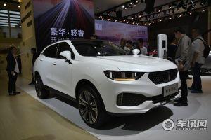 WEY VV5车型申报图曝光 或2107年10月上市