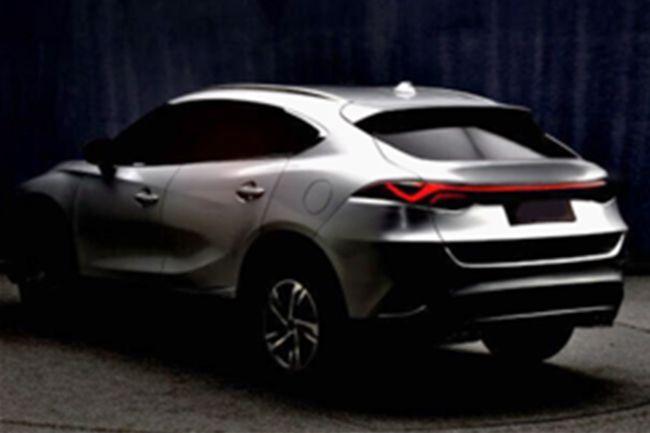 君马汽车SUV设计草图曝光 三种造型设计