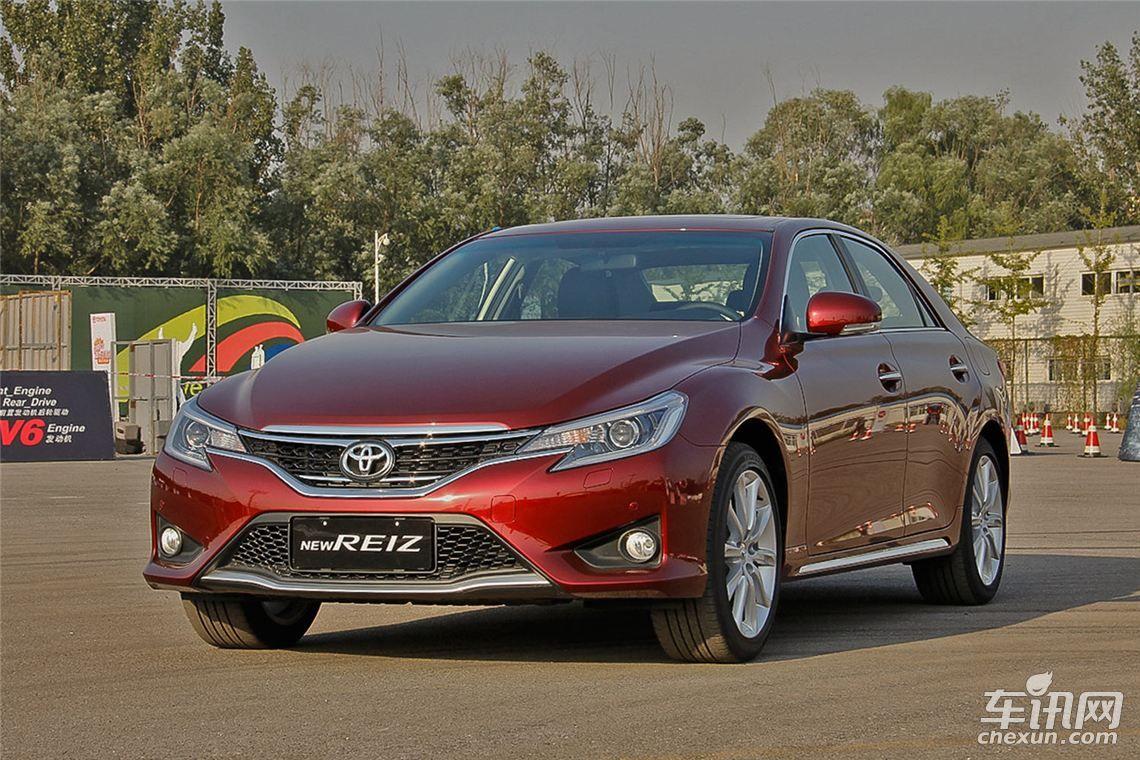 丰田锐志最低报价 购车优惠2.3万元 可试驾