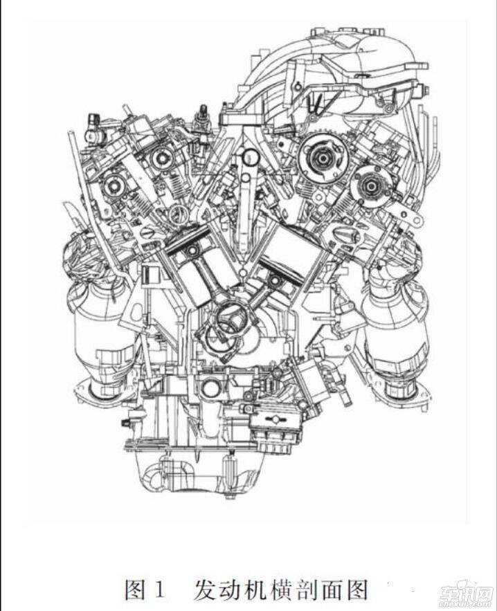 新一代2GR 3.5 V6 直喷汽油机的开发――上