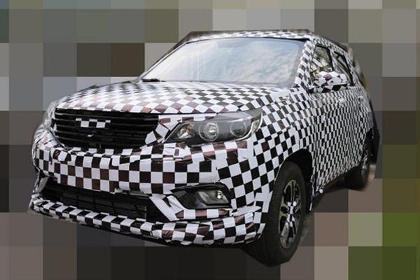 比速T3将推出CVT车型 或将于年内正式上市