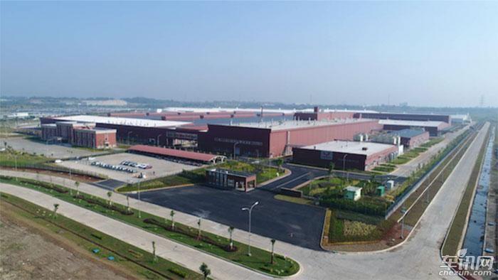 五菱进军海外 Confero S产品印尼工厂下线