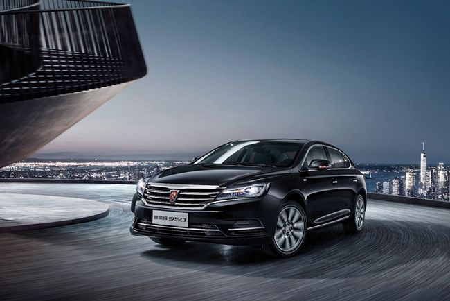 新荣威950车型正式上市 售16.88-20.38万元
