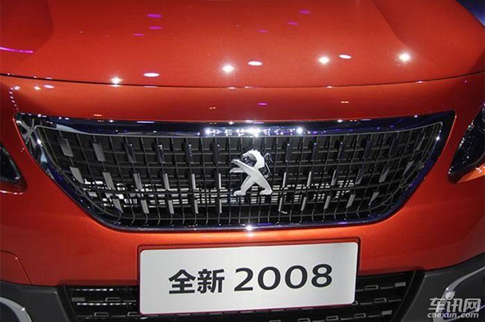 新款东风标致2008或8月上市 用家族式设计