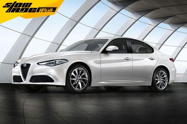 全新阿尔法罗密欧Giulia 将于9月6日发布