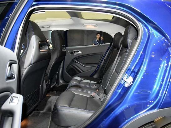 2017款奔驰GLA200现车优惠北京团购促销