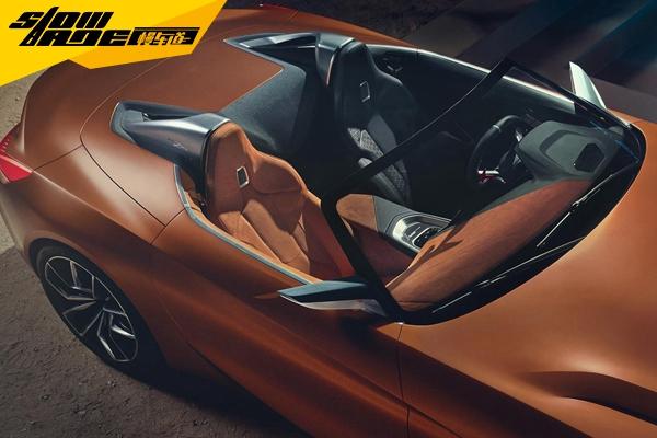宝马Z4概念车亮相 有望2018年推出量产版