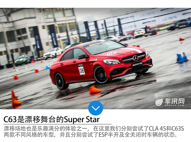 赛车梦开始的地方 体验奔驰AMG驾驶学院