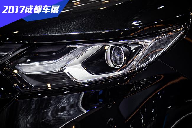 2017成都车展新车图解   雪佛兰探界者RS