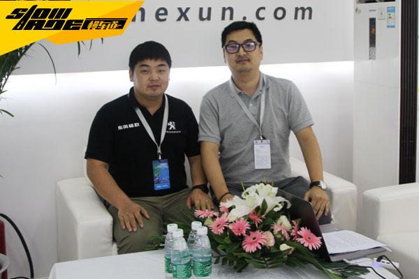 2017成都车展经销商专访 访东标大区李总