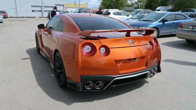 17款日产GTR加版 个性超跑亲民设计让利售