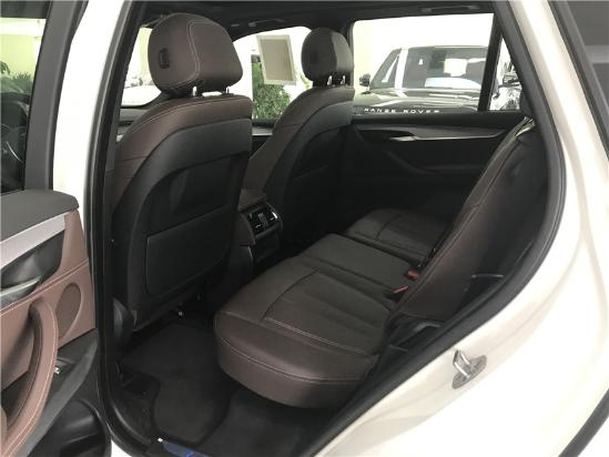 17款宝马X5超强动力和精准操控的机能 SUV中的领袖