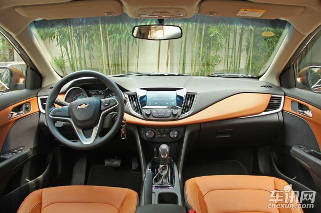 武汉雪佛兰科沃兹综合优惠1.7万 现车在售