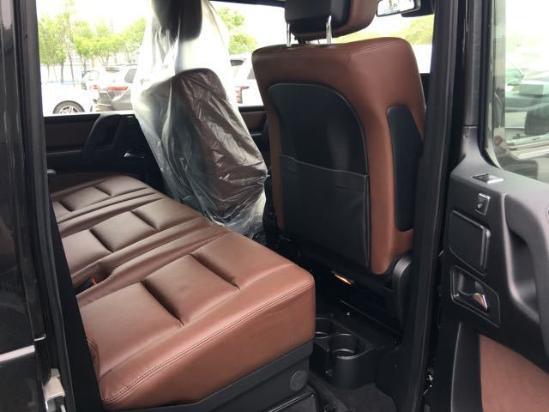 17款奔驰G350天津港大量现车最新报价可分期