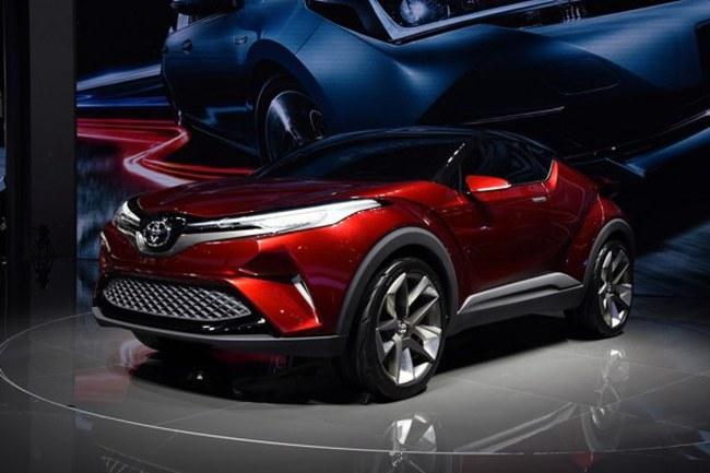 丰田新车广州车展将亮相 纯电动车/小型SUV