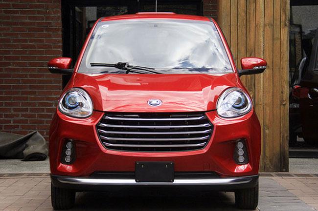 知豆D3电动车上市 补贴后售价8.98-10.98万