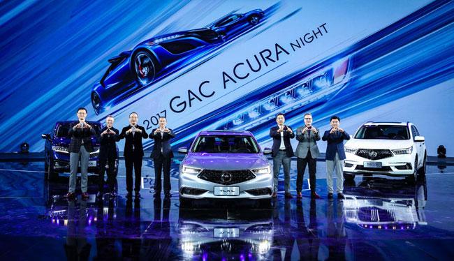 入门价不超28万 广汽讴歌TLX-L预售价格发布