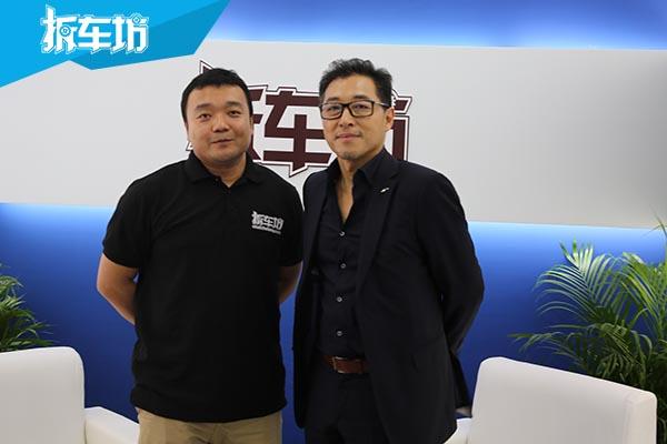 专访奇瑞汽车造型中心执行总监 Steve Eum