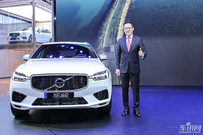 路•见不凡 沃尔沃全新XC60广州车展预售