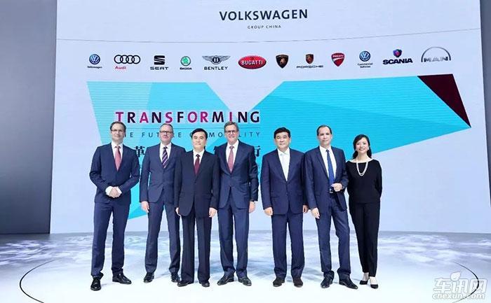 大众汽车与江淮汽车合作升级 将共建新公司